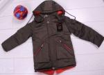 Детские демисезонные куртки р. 92-116 В-806-2