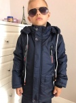 Детские демисезонные куртки р. 98-122 WK A-01-2