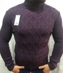 Мужские зимние свитера 022-2