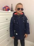 Детские демисезонные куртки р. 98-134 1739-4