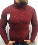 Мужские зимние свитера 022-5