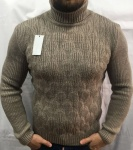 Мужские зимние свитера 022-7