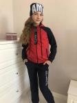 Детский спортивный костюм с шапочкой р. 134-164