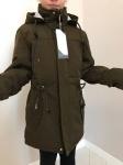 Детские демисезонные куртки р. 140-164 6-592-2