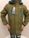Детские демисезонные парковые куртки р.  38-46 6-651-2