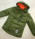 Детские демисезонные куртки р. 98-128 45369-2