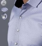 Мужские рубашки длинный рукав 01-01-502