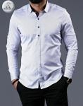 Мужские рубашки длинный рукав 01-01-545