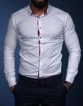Мужские рубашки длинный рукав 01-01-620