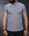 Мужские рубашки короткий рукав 01-04-678