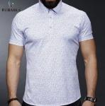 Мужские рубашки короткий рукав 01-04-683