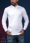 Мужские рубашки длинный рукав 01-07-401