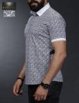 Мужские рубашки короткий рукав 01-08-678