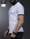 Мужские рубашки короткий рукав 01-08-683