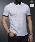 Мужские рубашки короткий рукав 01-08-688