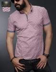 Мужские рубашки короткий рукав 01-08-693