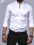 Мужские рубашки длинный рукав 01-12-401