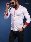 Мужские рубашки длинный рукав 01-40-583