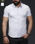 Мужские рубашки короткий рукав 01-64-674