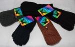 Женские варежки-перчатки 87
