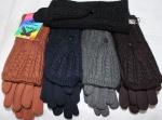 Женские варежки-перчатки 86