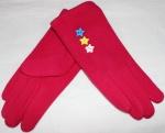 Перчатки детские трикотаж/плюш 209-1