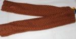 Женские перчатки трикотаж+вязка/плюш 78-2