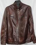 Мужская куртка кожзам 1806-1А-2