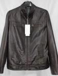 Мужская куртка кожзам 1801-1А-2