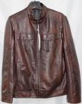 Мужская куртка кожзам 1801-1А-4