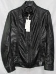Мужская куртка кожзам 1818-1А-1