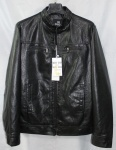 Мужская куртка кожзам 1811-1-2