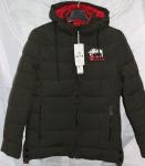Мужская демисезонная куртка 1823-1