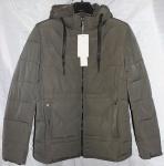 Мужская демисезонная куртка 1814-3