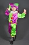 Новогодний костюм Скоморох