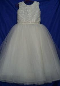 Бальное платье 8-9 лет