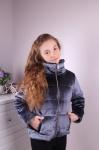 Детские демисезонные куртки р. 134-164 45377-2