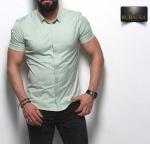 Мужские рубашки короткий рукав 13-07-426