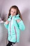 Детские демисезонные куртки р.134-164 45374-6