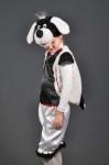 Новогодний костюм Собака белая