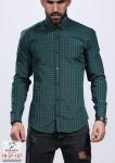 Мужские рубашки длинный рукав 16-37-157