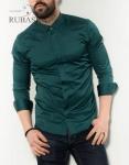 Мужские рубашки длинный рукав 17-07-438