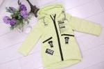 Детские демисезонные куртки р.86-110 1803-1