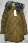 Женская зимняя куртка 17-021-1