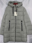 Женская зимняя куртка батал 1801-2