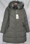 Женская зимняя куртка батал 1813-1