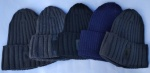 Мужские шапки на флисе