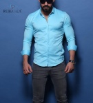 Мужские рубашки длинный рукав 22-07-419