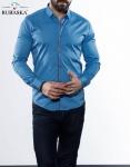Мужские рубашки длинный рукав 22-21-732