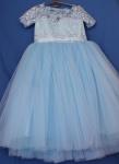 Бальное платье 7-8 лет